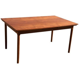 A/S Randers Møbelfabrik Danish Teak Dining Table