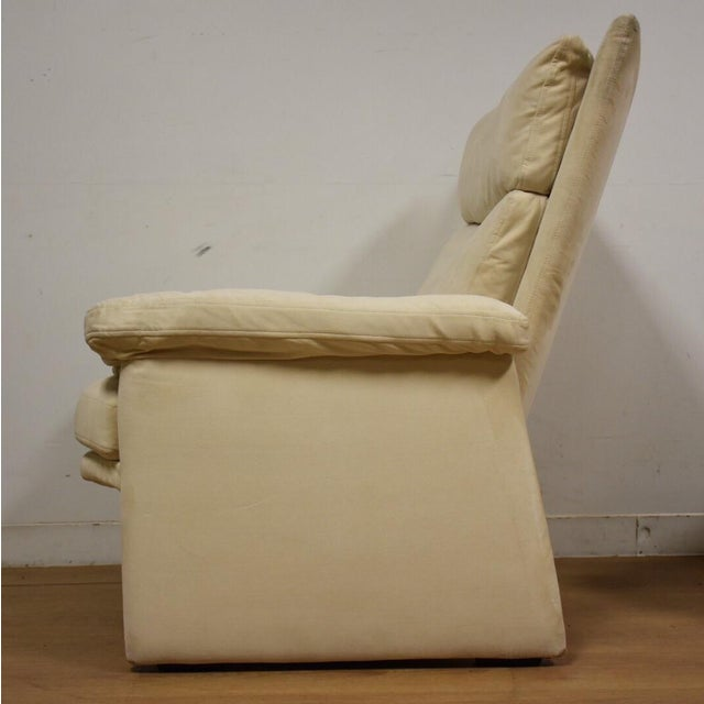 Rolf Benz for Cy Mann Recliner & Ottoman - Image 5 of 11