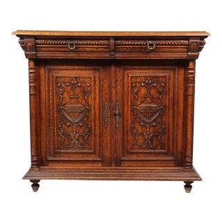 1870s Belgian Renaissance Revival Buffet
