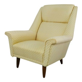 G Thams Danish Modern Lounge Chair