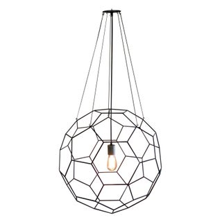 Truncated Isocahedron Pendant Light