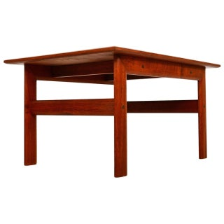 Scandline Vintage Danish Modern Teak Side Table