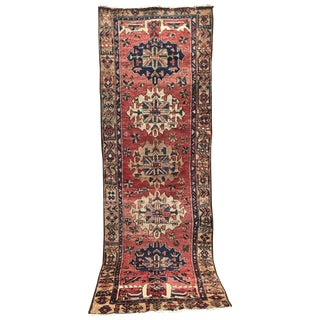 Dorian Tribal Runner Rug - 3′2″ × 9′10″