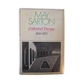 May Sarton: Collected Poems Book 1930-1973