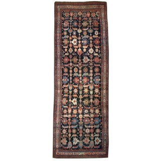 """Early 20th Century Persian Malayer Carpet Runner - 6' x 16'6"""""""