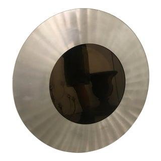 Round Infinity Mirror