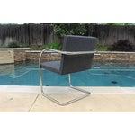 Image of Vintage Ludwig Mies Van Der Rohe Knoll Tubular Brno Chair