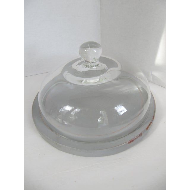 Silver-Plate Glasses/Coaster & Cheese Dome - 7 - Image 9 of 10