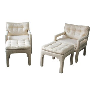 Gently Used Milo Baughman Furniture Up To 40 Off At