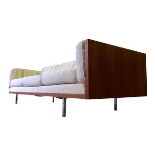 Danish Mid-Century Modern Teak Sofa Couch