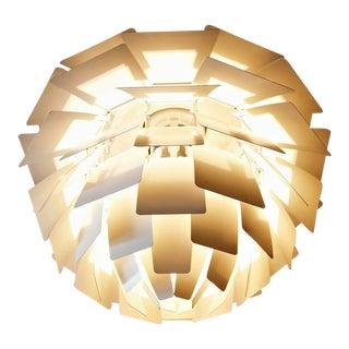 Early Poul Henningsen Artichoke Lamp