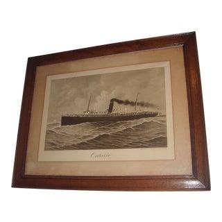 Vintage Ontario Ship Photo