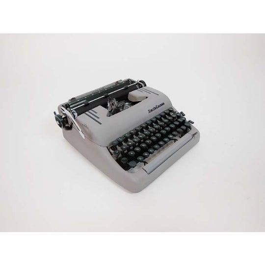 Art Deco 1950s Corona Typewriter - Image 3 of 7