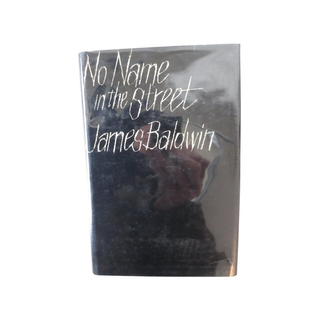 Image of No Name on the Street Book by James Baldwin