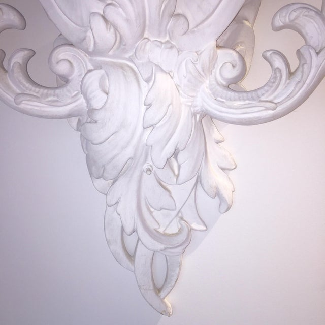 Serge Roche Style Sconces - Pair - Image 3 of 6