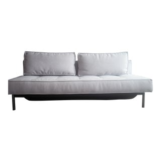 Sly Deluxe Gray Sofa Bed
