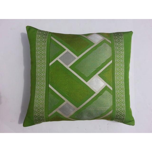 Image of Japanese Obi Custom Pillow