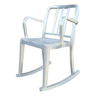 Emeco Heritage Rocking Chair with Arms