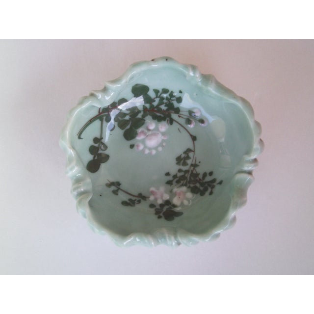 Hand Formed Celadon Bowl - Image 3 of 7
