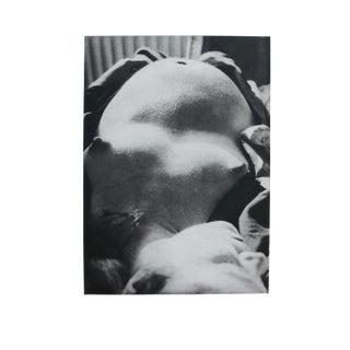 """Vintage """"Pregnant"""" Photograph Portrait"""