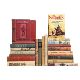 America's Wild West Book Set - Set of 25