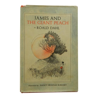 James and the Giant Peach, Book