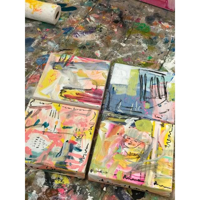 """Kerri Rosenthal """"Dream Dream"""" Original Painting - Image 4 of 4"""