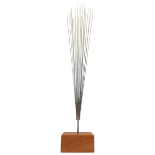 Harry Bertoia's Experimental Conical Wire Form