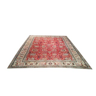 Persian Handmade Knotted Rug - 10′1″ × 13′2″
