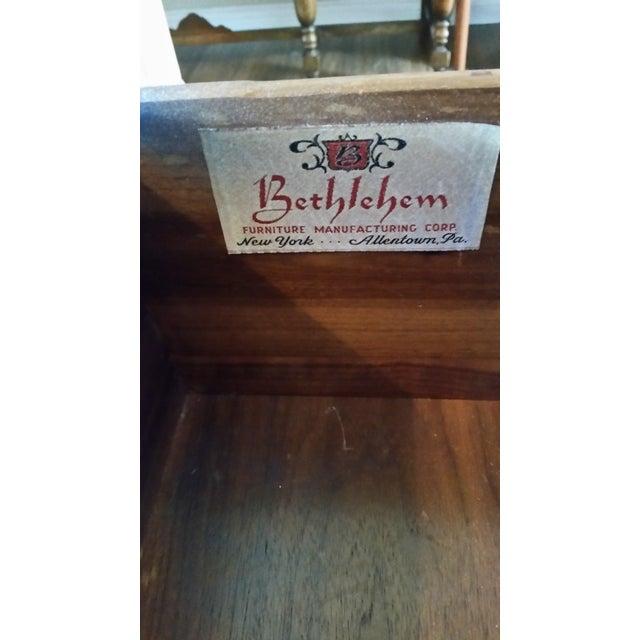 Blue Vintage Bethlehem Furniture Corp. Dresser - Image 5 of 5