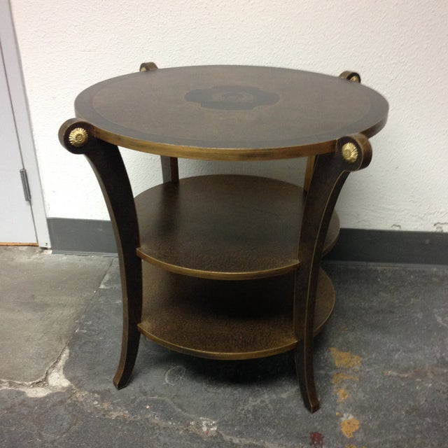 Image of Art & Commerce Alexandria Occasional Table