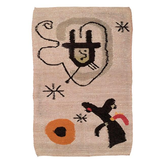 Joan Miró Taperstry - Image 1 of 5