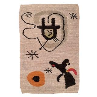 Joan Miró Taperstry