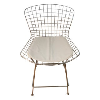Wire Bertoia Style Bar Stools - Set of 2