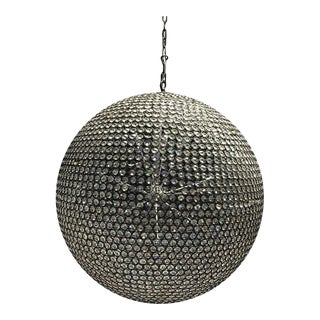 Crystal Pendant Ceiling Light