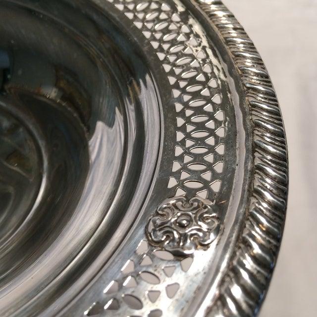 Vintage Sterling Silver Pedestal Dish - Image 9 of 10