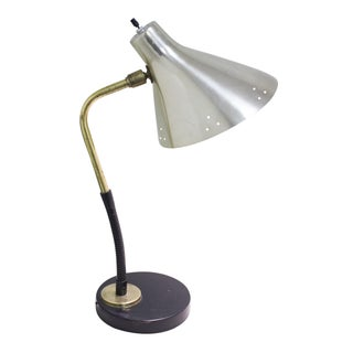 1950s Laurel-Style Articulating Desk Lamp