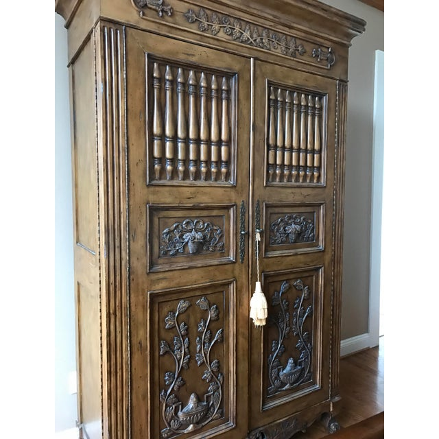 Drexel Heritage Armoire - Image 4 of 4