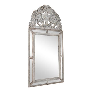 Painted Swedish Mirror