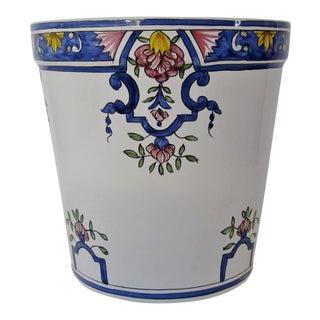 Portuguese Porcelain Planter