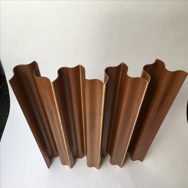Eames Folding Plywood Screen - Image 5 of 11