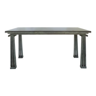 Post Modernist Architectural Console Table