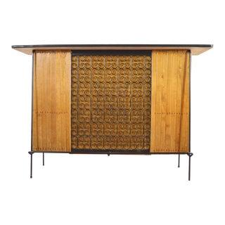 Arthur Umanoff Mid-Century Standing Bar