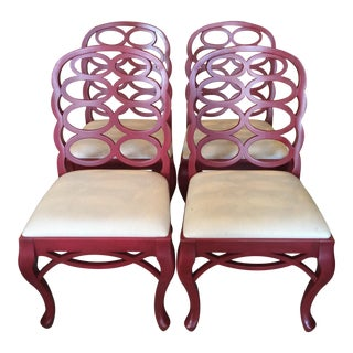 Loop Chairs - Set of 4