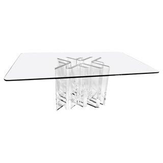 "Custom Jeffrey Bigelow ""Star"" Dining Room Table"