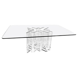 "Custom Jeffrey Bigelow ""Star"" Dining Room Table"