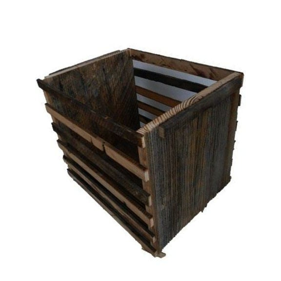 Custom Made Fruit & Vegetable Crate - Image 1 of 5