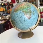 Image of Replogle Land & Sea Globe C. 1959