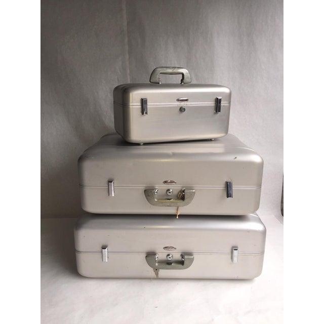 Iconic Mid-Century Halliburton Suitcase Collection - Image 2 of 10