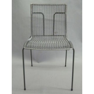 Original Pre-Production Prototype Wire Desk Chair by Niall O'Flynn